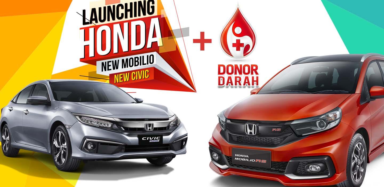 LAUNCHING HONDA NEW MOBILIO & NEW CIVIC – 9 Maret 2019